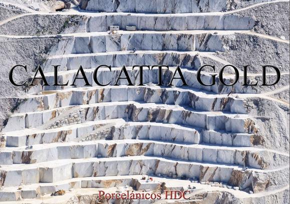 Calacatta Gold Collection - Porcelánicos HDC