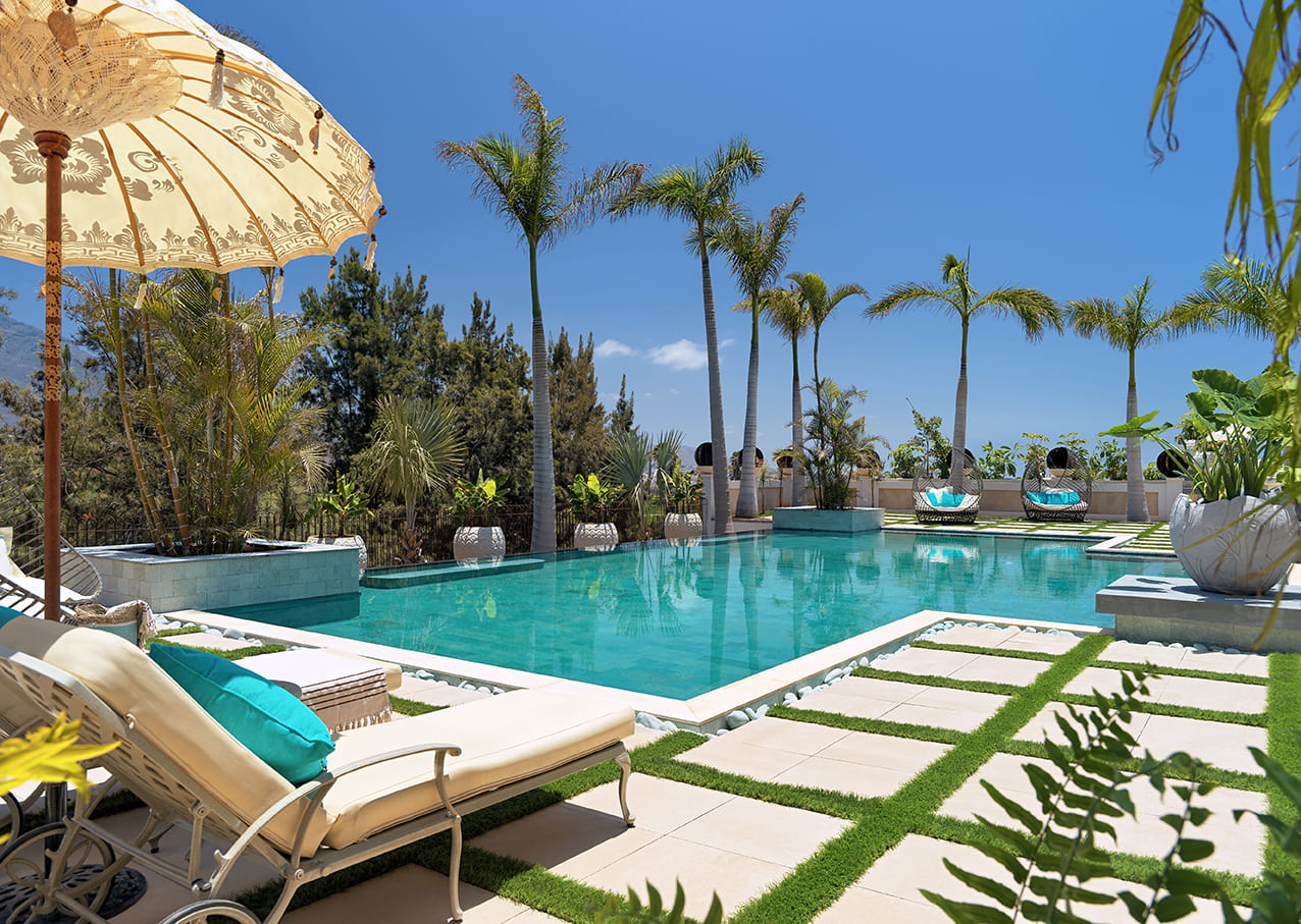 Hotel Royal River Luxury situé à Tenerife