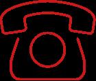 Icono teléfono - Porcelánicos HDC